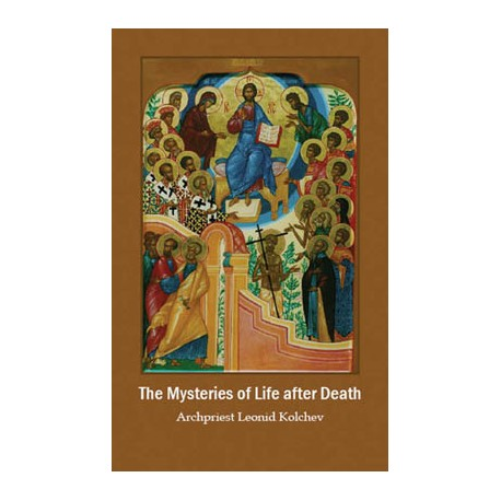 The Mysteries of Life after Death
